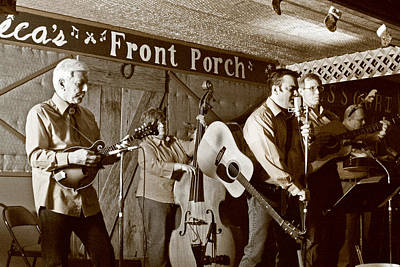 Photograph - Americas Front Porch by Jon Emery