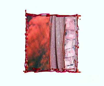 Mixed Media - Amethyst Dream by L Cecka