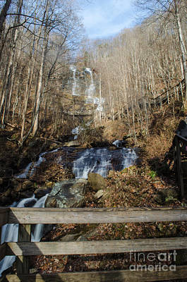 Photograph - Amicalola Falls by Donna Brown