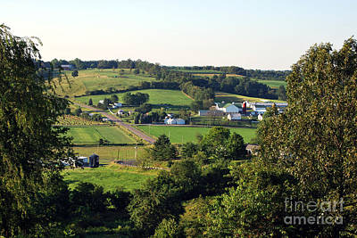 Amish Photograph - Amish Country 1 by Pittsburgh Photo Company