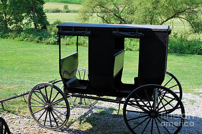 Amish Photograph - Amish Country 28 by Pittsburgh Photo Company