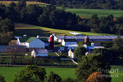 Amish Photograph - Amish Country 3 by Pittsburgh Photo Company