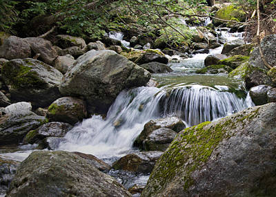 Photograph - Ammonoosuc River 1 by Jemmy Archer