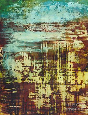 Among Distaffs Art Print by Louise Lamirande