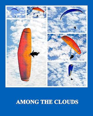 Photograph - Among The Clouds by AJ  Schibig
