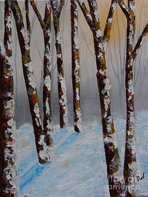 Among The Trees 3 Original by Beverly Livingstone