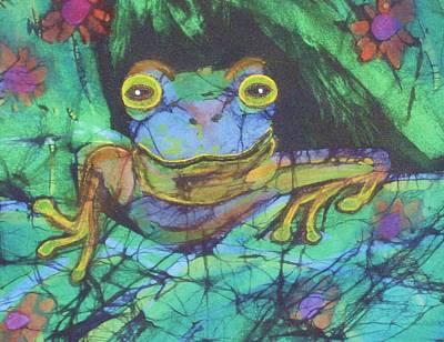 Amphibia IIi Art Print