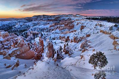Photograph - Amphitheater Sunrise by Adam Jewell