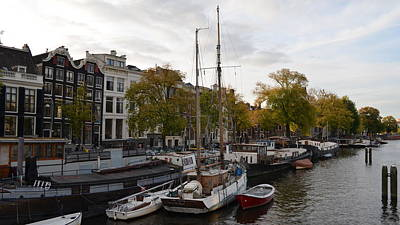 Photograph - Amstel River by Cheryl Miller