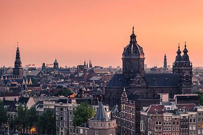 Amsterdam 03 Art Print