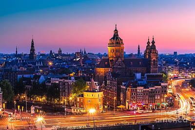 Amsterdam 04 Art Print