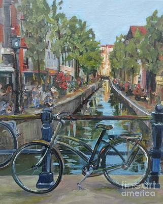 Royalty-Free and Rights-Managed Images - Amsterdam by Blythe Quinn