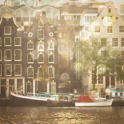 Cassia Photograph - Amsterdam by Cassia Beck