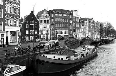 Photograph - Amsterdam Day by John Rizzuto