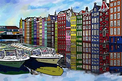Amsterdam Holland Original