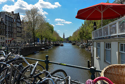 Photograph - Amsterdam by John Johnson