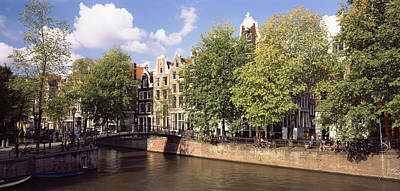 Color Guard Photograph - Amsterdam Netherlands by Panoramic Images