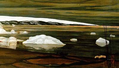 Russian Artist Digital Art - Amursky Bay  Vladivostok Vintage Art Prints by Jake Hartz