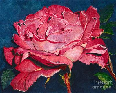 Painting - An American Beauty by Barbara Jewell
