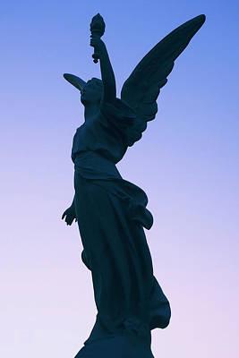 Photograph - An Angel's Watch by Joann Vitali