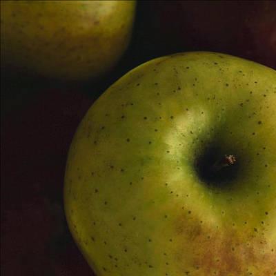 Baking Mixed Media - An Apple by Bob RL Evans