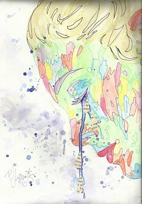 An Artists Tears Original