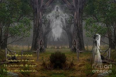 An Enchanted Place Original by Blair Stuart
