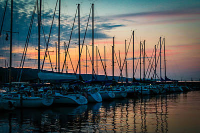 Photograph - Seneca Lake Summer by Sara Frank