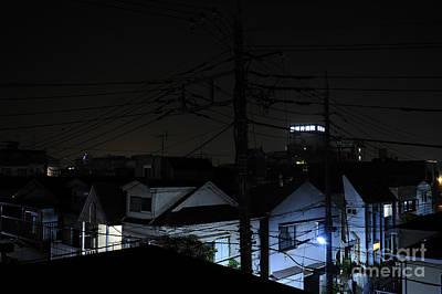 Japan Photograph - An Evening In The Shitamachi by C Sakura