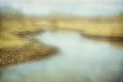 Digitalized Photograph - An Impressionist Pictorialist by Roberta Murray