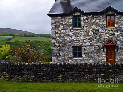 Photograph - An Irish Cottage by Patricia Griffin Brett
