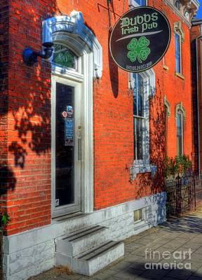Photograph - An Irish Pub by Mel Steinhauer