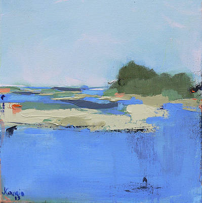 Cape Cod Painting - An Island Made For Two by Jacquie Gouveia