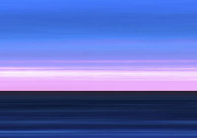 Photograph - An Ocean Of Abstract by Mark Andrew Thomas
