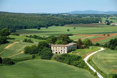 An Old Tuscan Villa Original