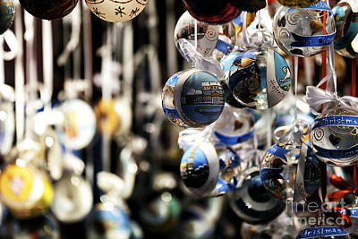 Photograph - An Ornament For Christmas by John Rizzuto