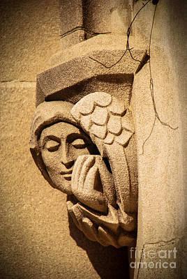 Photograph - An Outside Prayer by Grace Grogan