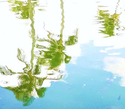Photograph - An Upside Down World by Stephanie Callsen