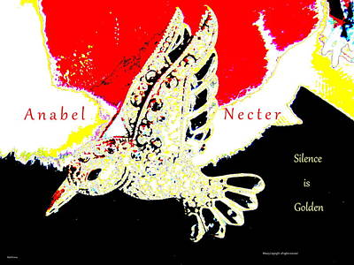 Anabel Necter Art Print by Artscana Images