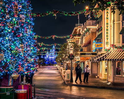 Photograph - California Christmas  by Doc Braham