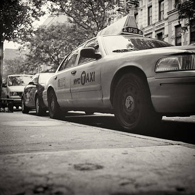 East Village Photograph - Analog Photography - New York East Village No.3 by Alexander Voss