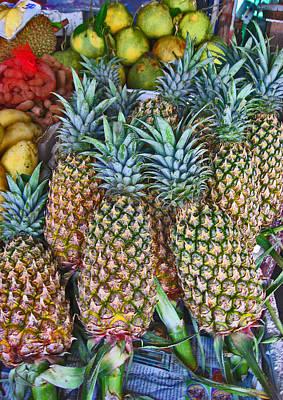 Ananas. Siam Texture. Original