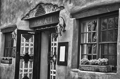 Photograph - Anasazi Inn Restaurant by Ron White