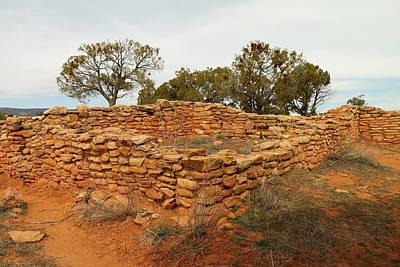 Anasazi Ruins Southern Utah Art Print by Jeff Swan