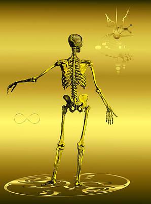Photograph - Anatomia Fatis by Robert Kernodle