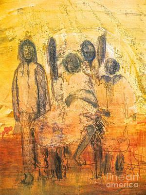 Ancestorial Family Original by Robert Daniels