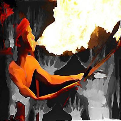 Granger - Ancestralfire by Francesco Bertucci