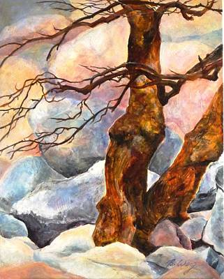 Anchorage Art Print