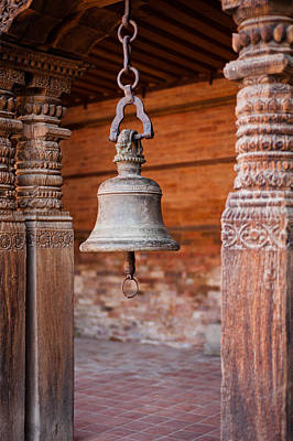 Photograph - Ancient Bell by Ulrich Schade