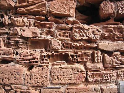 Simon De Montfort Wall Art - Photograph - Ancient by Denise Railey